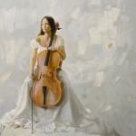 Лена Тэ. Холст, масло.140х150см. 2012г. | Lena Te. Canvas, oil. 140х150cm. 2012