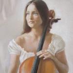 портрет Лены Тэ