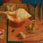 Терракотовый натюрморт. 2009