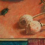 Терракотовый натюрморт фрагмент 2009