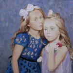 Сёстры портрет 2012 г.