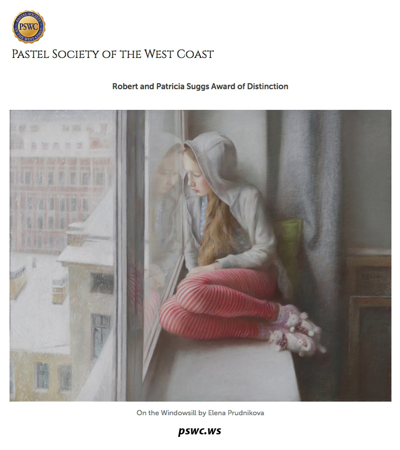 Pastel Society of West Coast 2020 Show