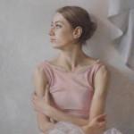 Алина Петровская . Бумага (велюр) , пастель. 57х43 см; 2020 г. | Alina Petrovskaya. Paper, crayon; 57×43 cm; 2020