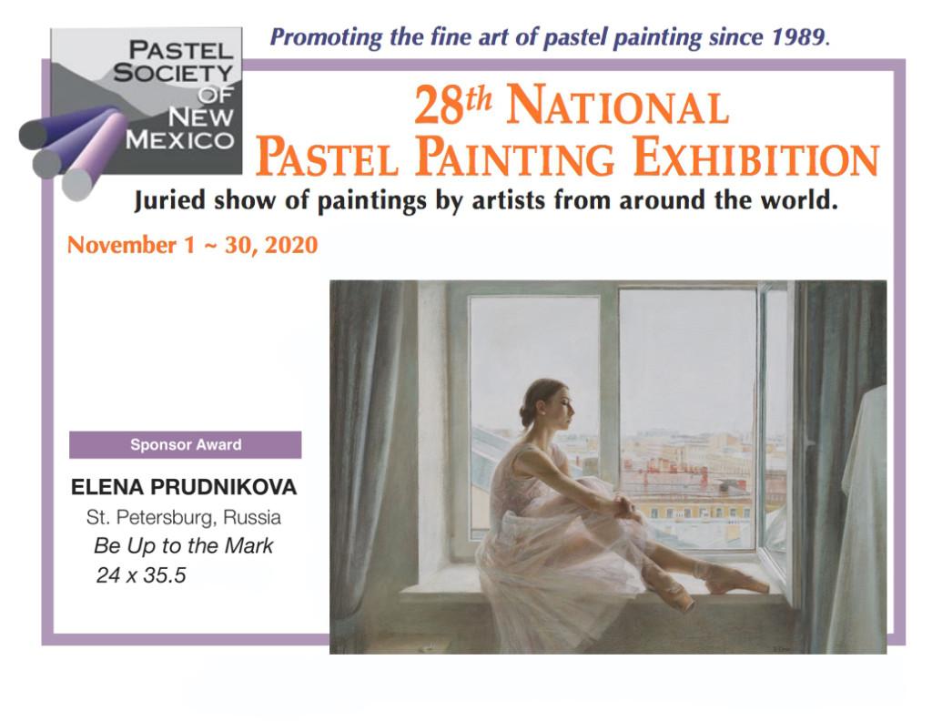 Pastel Society of New Mexico, US, 2020